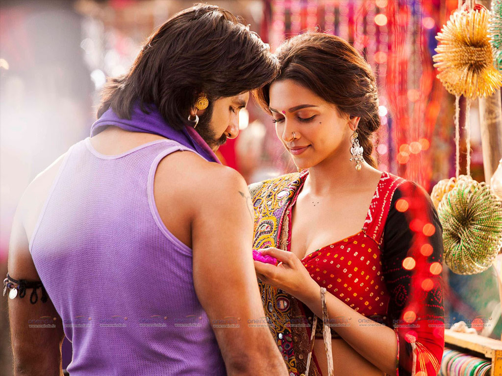 Ram Leela HQ Movie Wallpapers