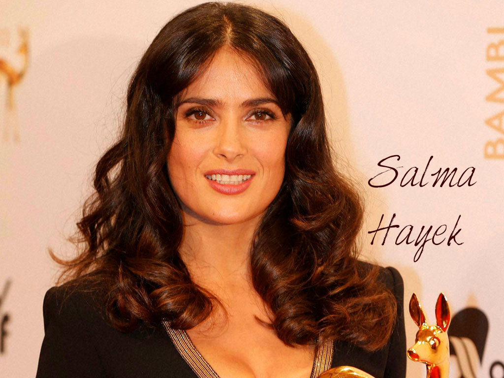 Salma Hayek HD Wallpapers Salma Hayek high quality and definition