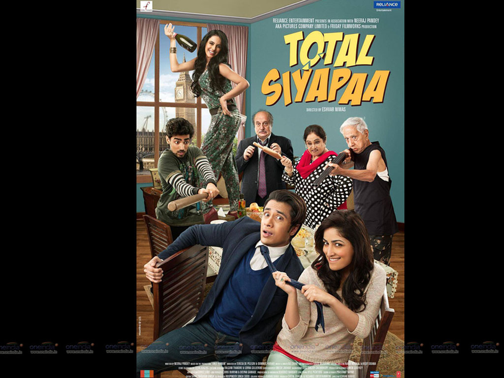 Total Siyapaa movie Wallpaper -12567