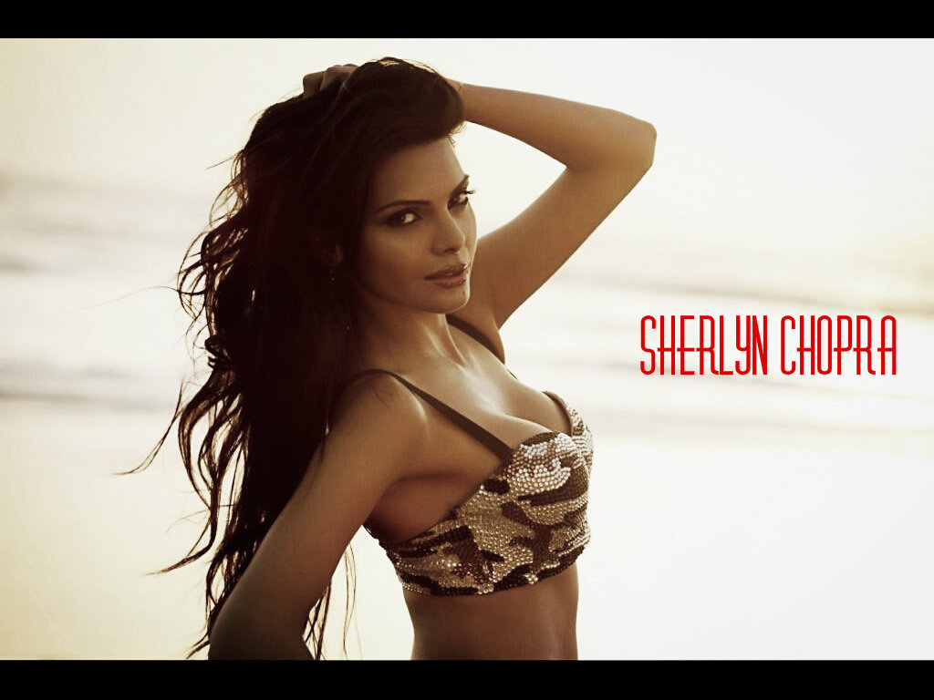 Sherlyn Chopra Wallpaper -12691