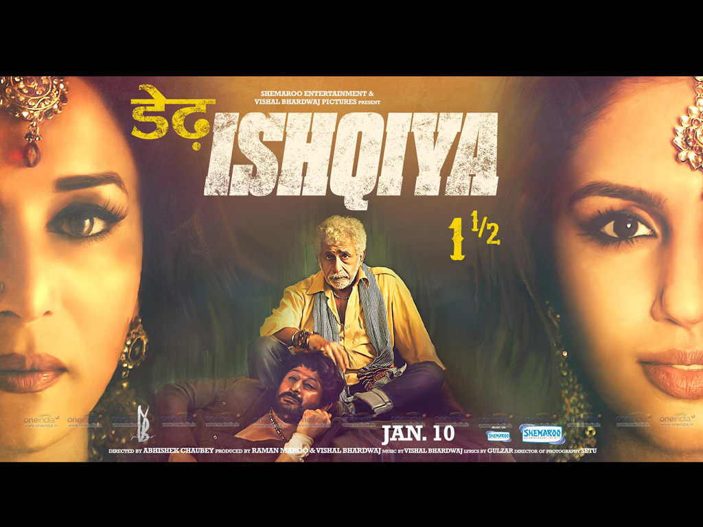 Dedh Ishqiya movie Wallpaper -13038