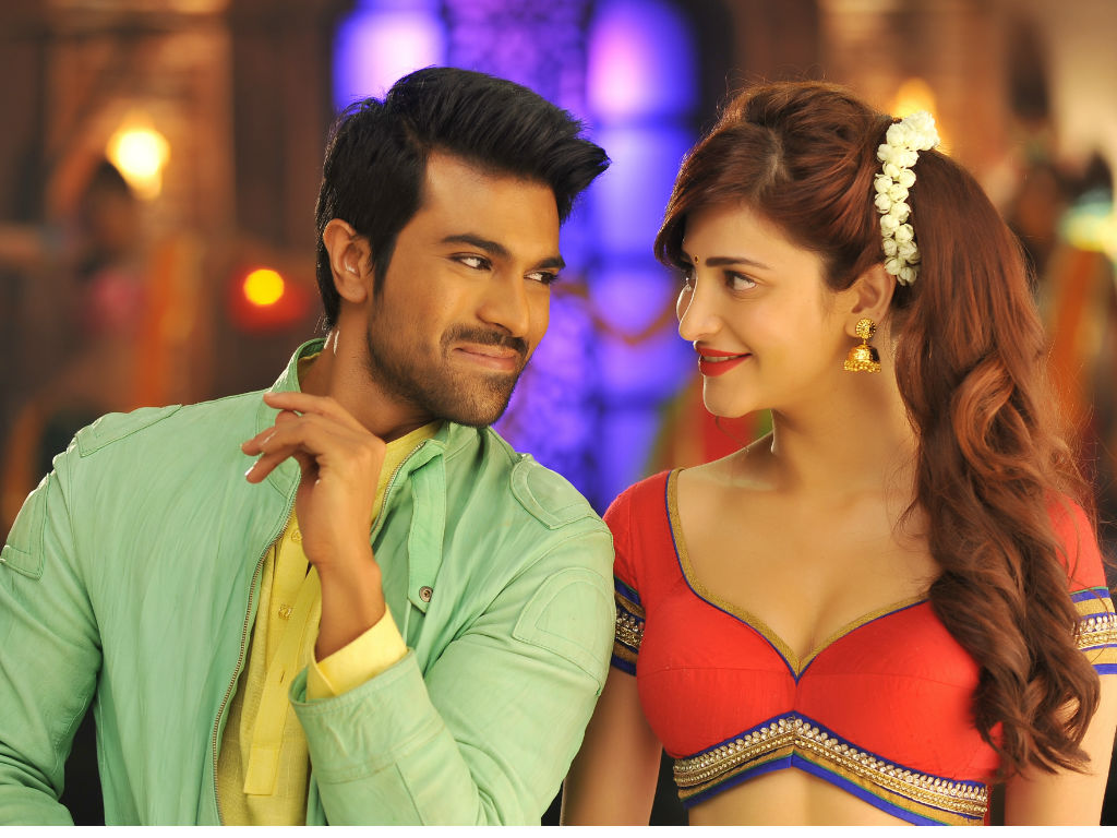 Yevadu movie Wallpaper -13012