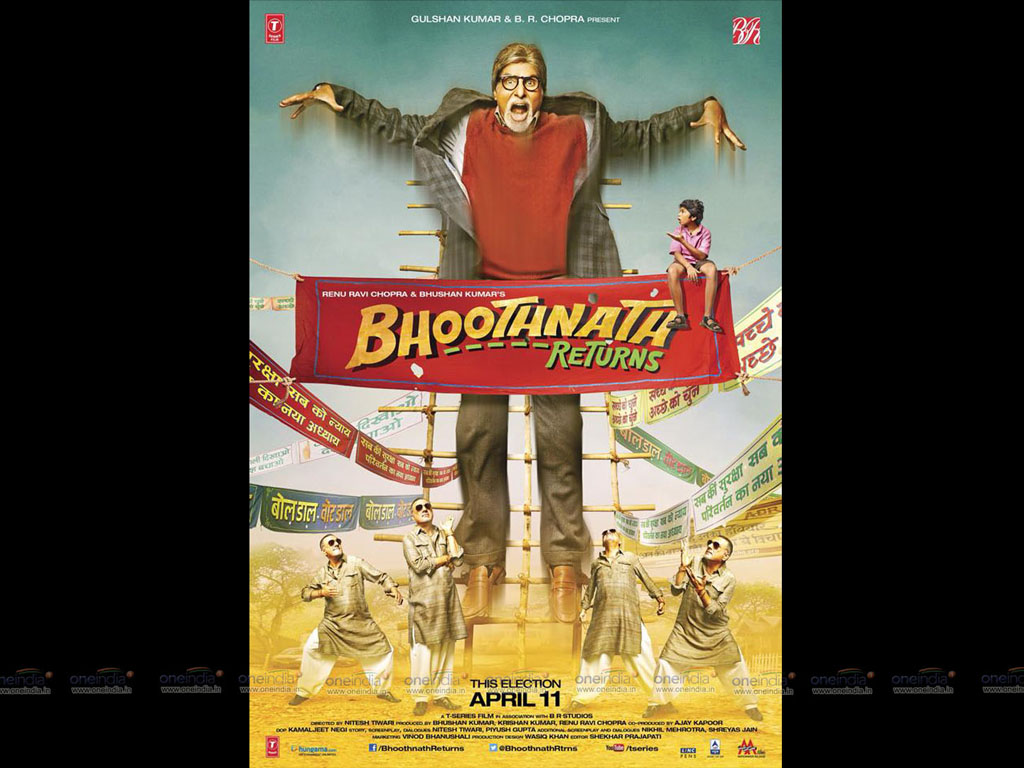 Bhoothnath Returns movie Wallpaper -13898