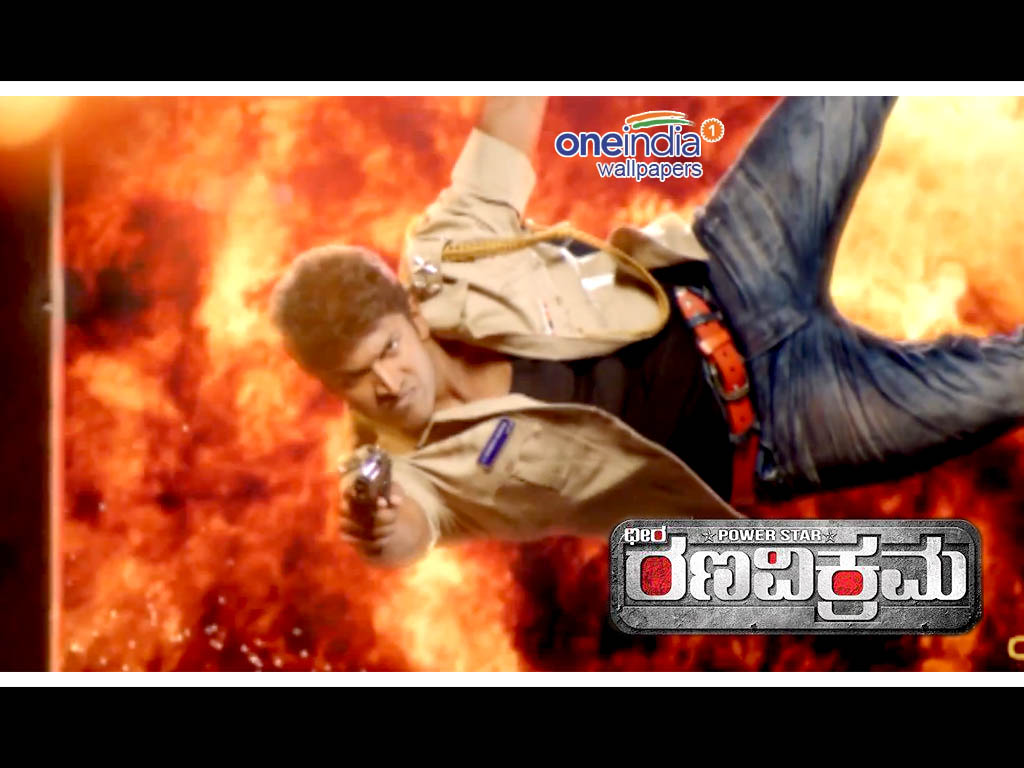 Rana Vikrama movie Wallpaper -14141