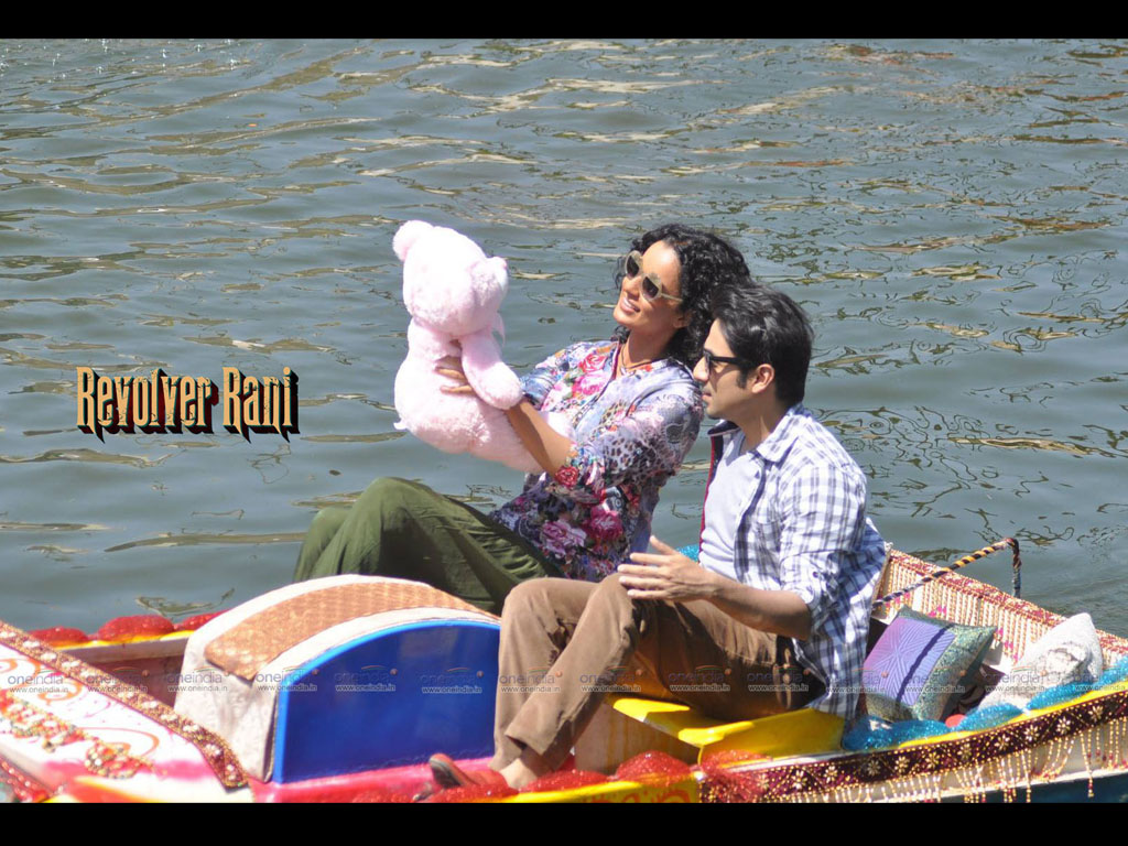 Revolver Rani movie Wallpaper -14006