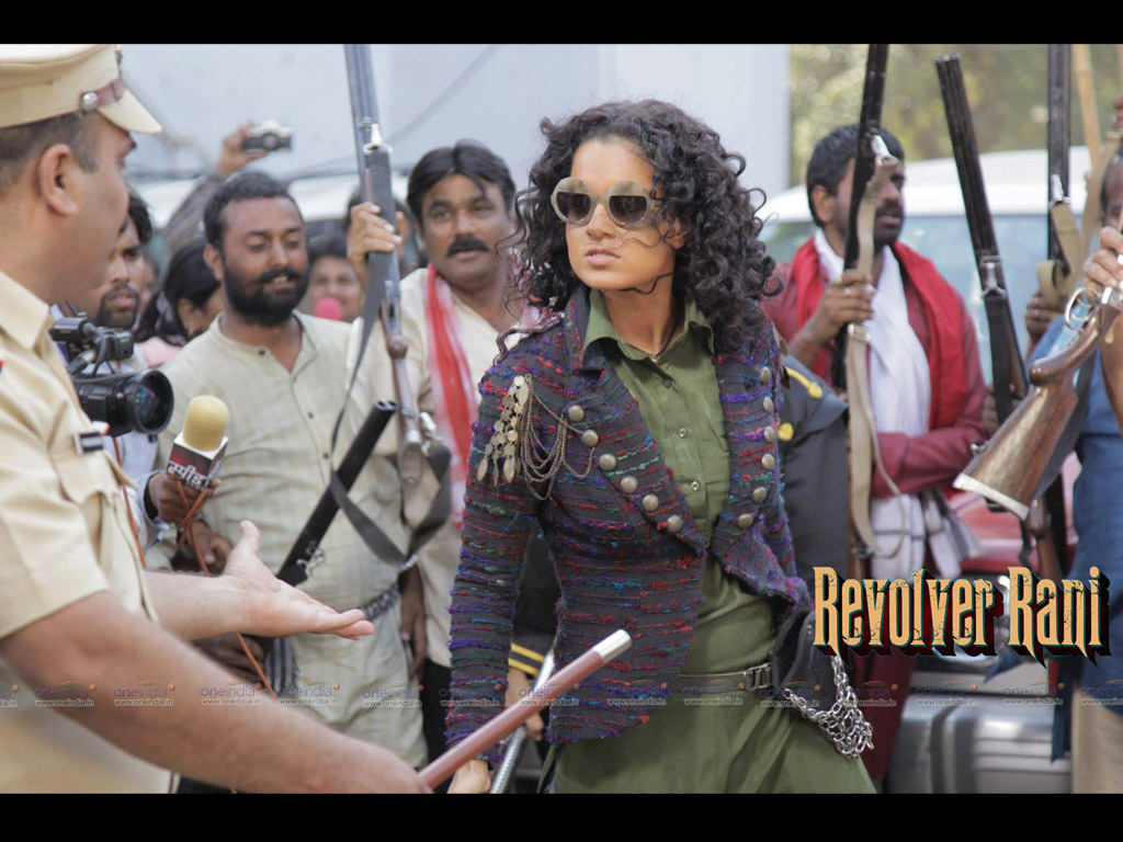 Revolver Rani movie Wallpaper -14037