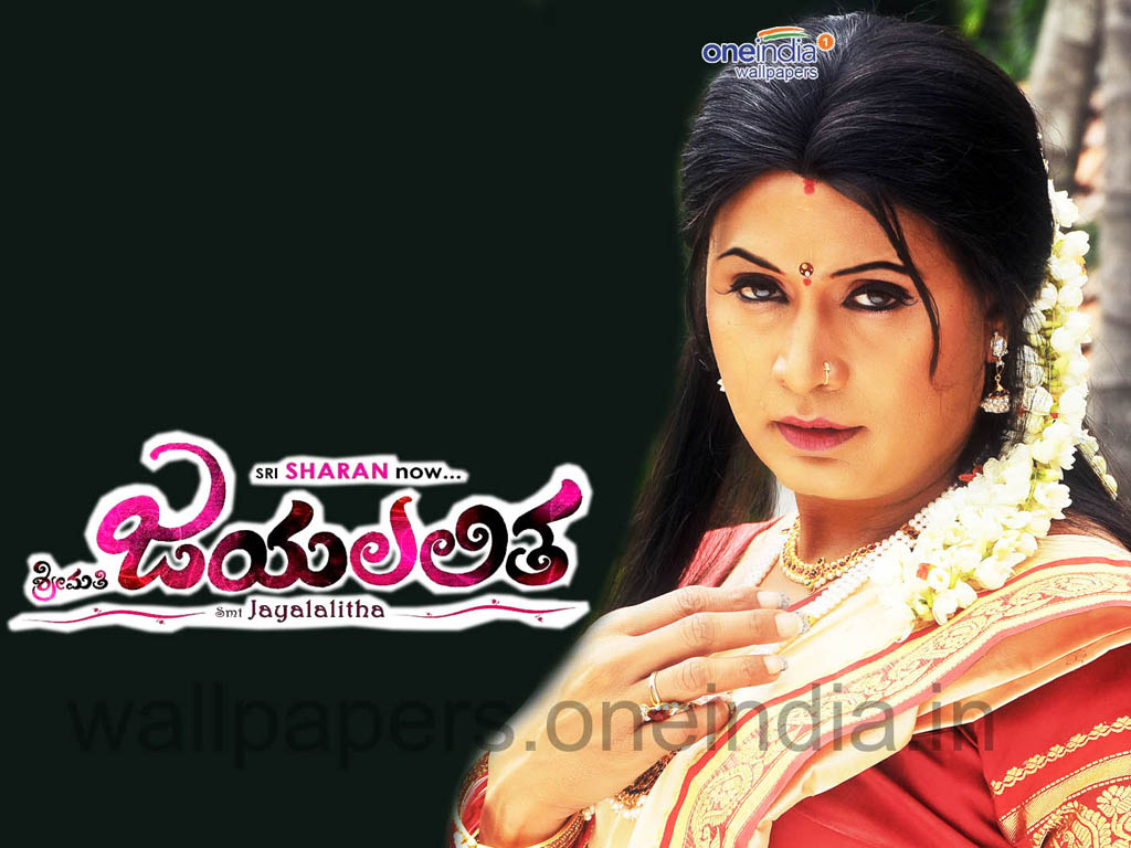 Smt Jayalalitha movie Wallpaper -14071