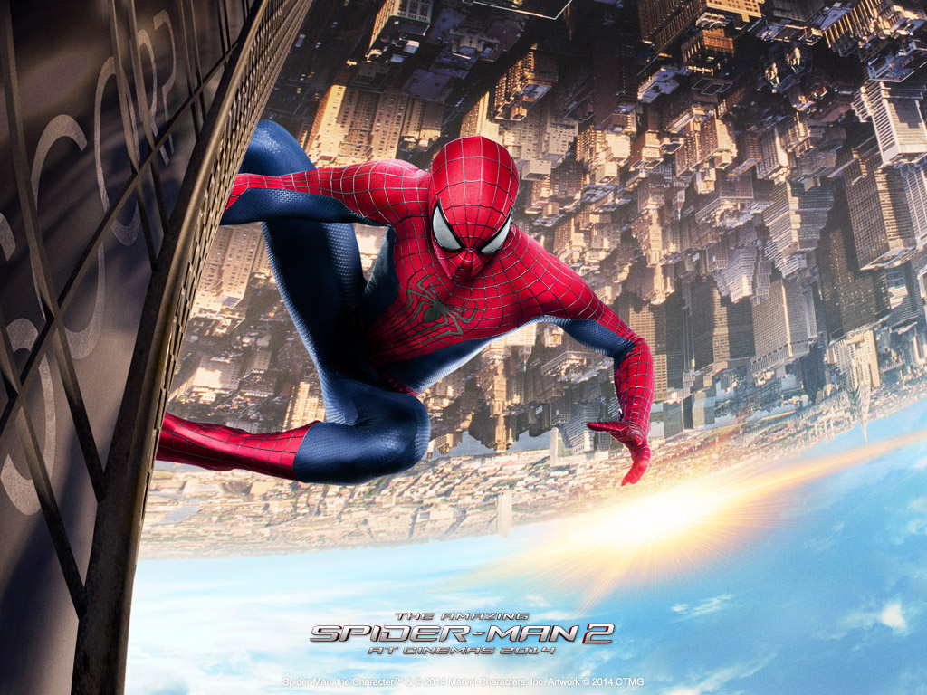 The Amazing Spider-Man 2 movie Wallpaper -14198