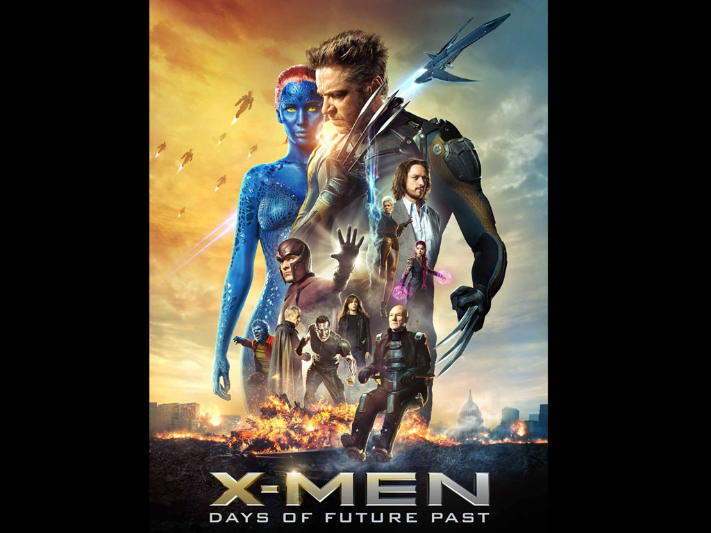 X Men Days of Future Past movie Wallpaper -14296