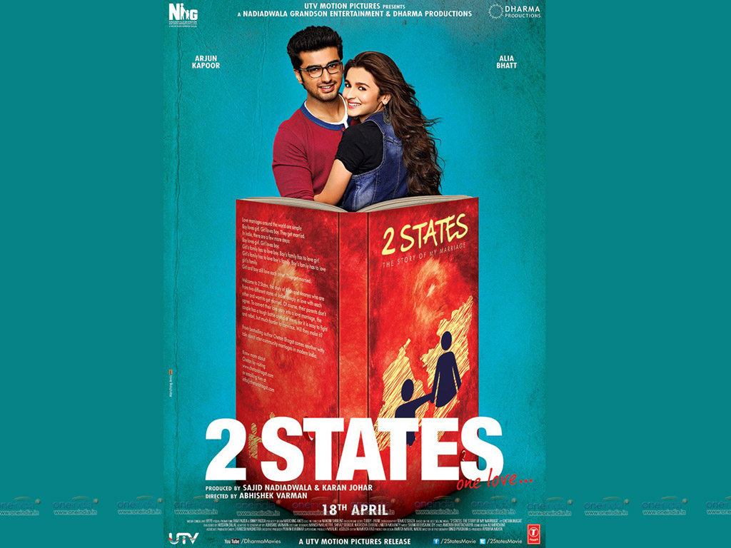 2 States movie Wallpaper -14519