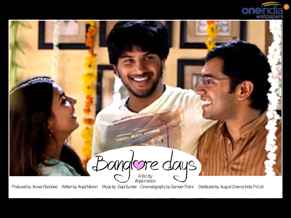 Bangalore Days movie Wallpaper -14540