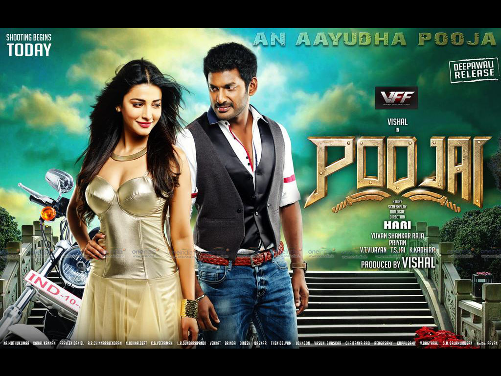 Poojai HQ Movie Wallpapers | Poojai HD Movie Wallpapers ... Poojai Tamil Movie