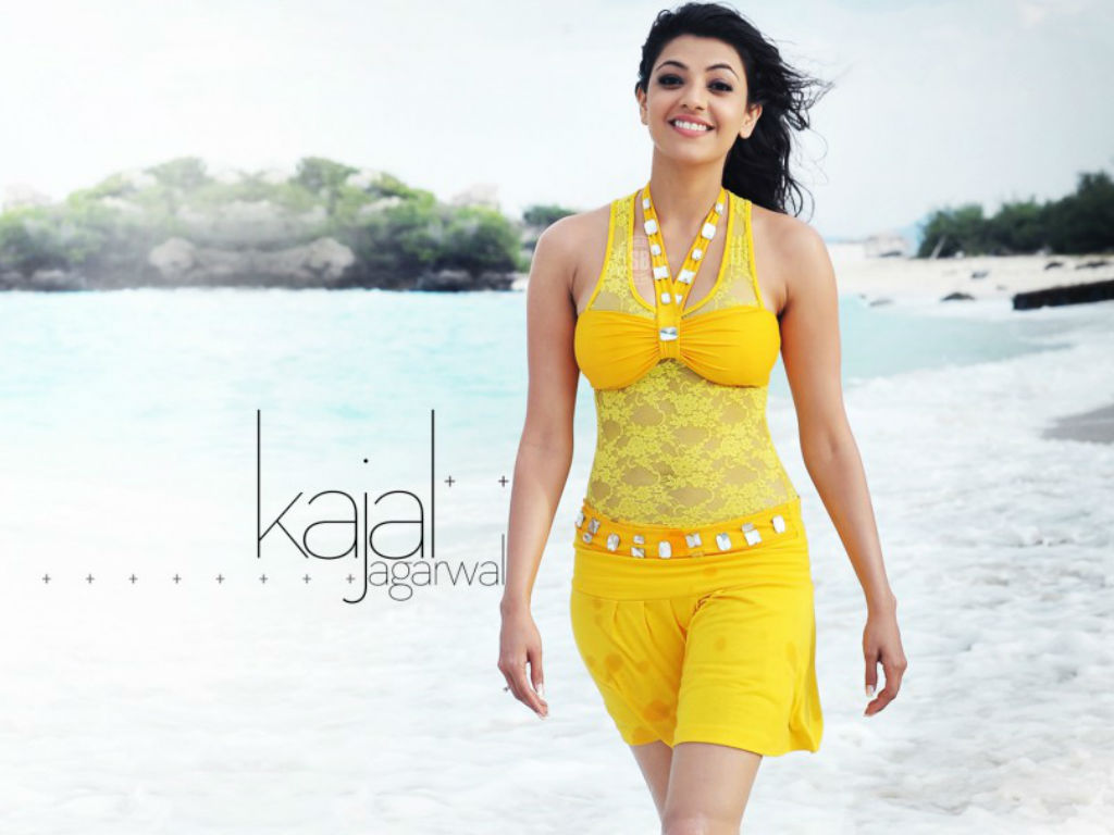 Kajal Aggarwal Wallpaper -15138