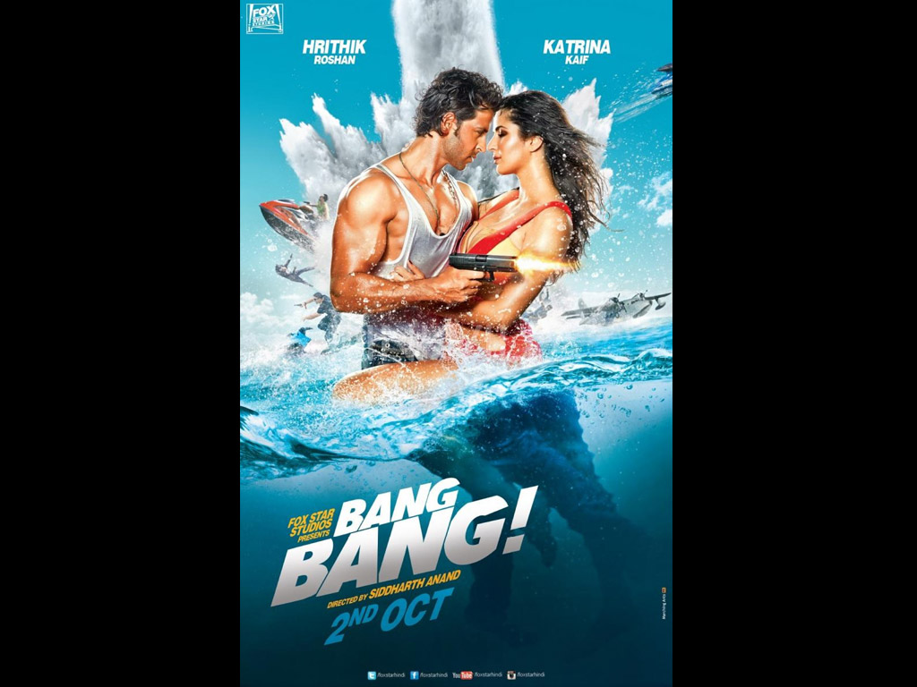 Bang Bang movie Wallpaper -15753