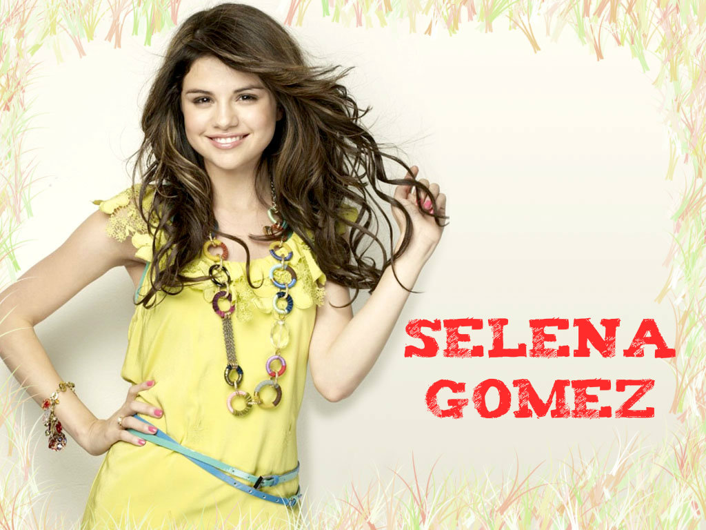 Selena Gomez Wallpaper -16110