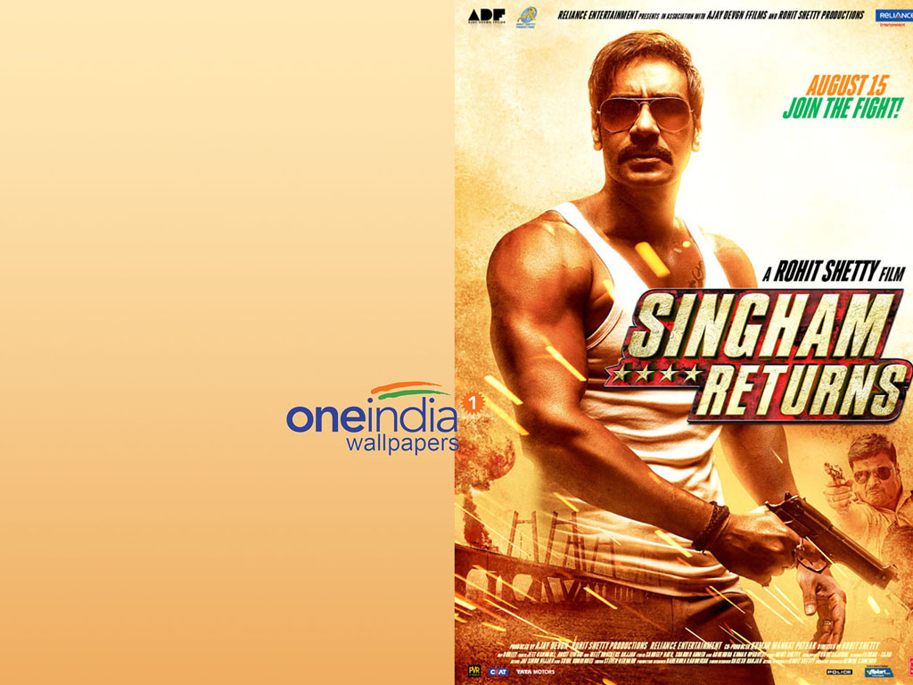 Singham Returns movie Wallpaper -15958
