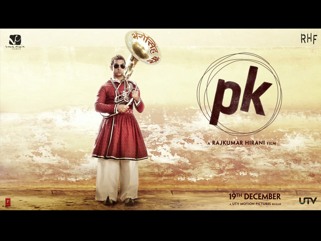 PK movie Wallpaper -16464