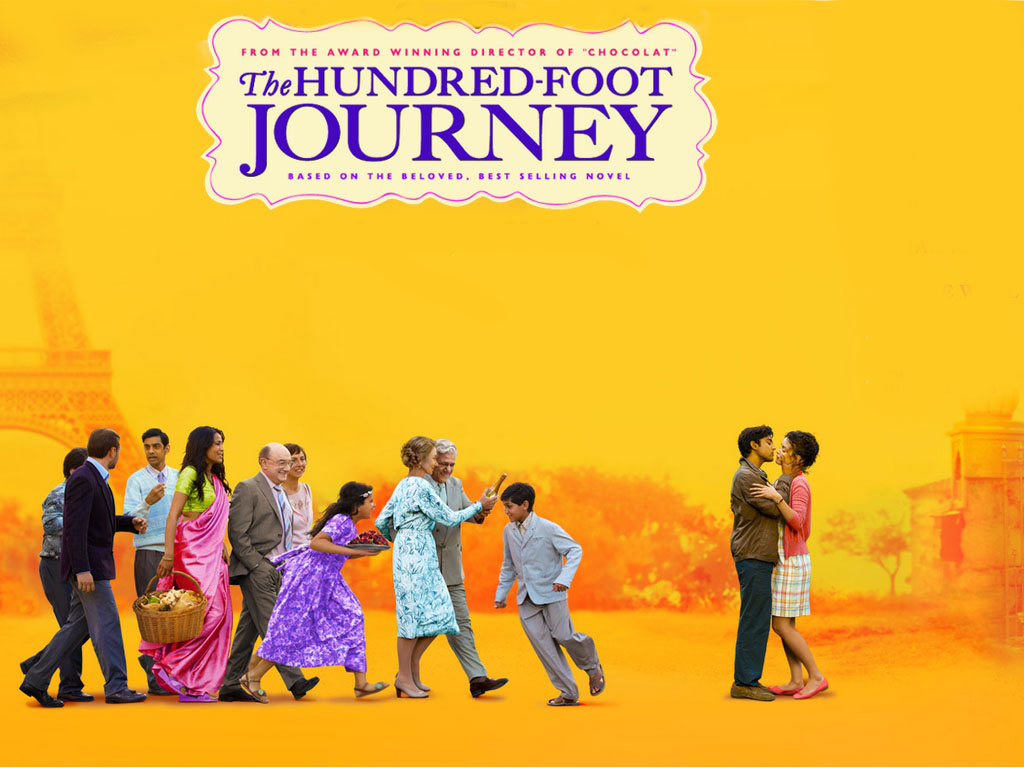 The Hundred-Foot Journey Movie (2014)