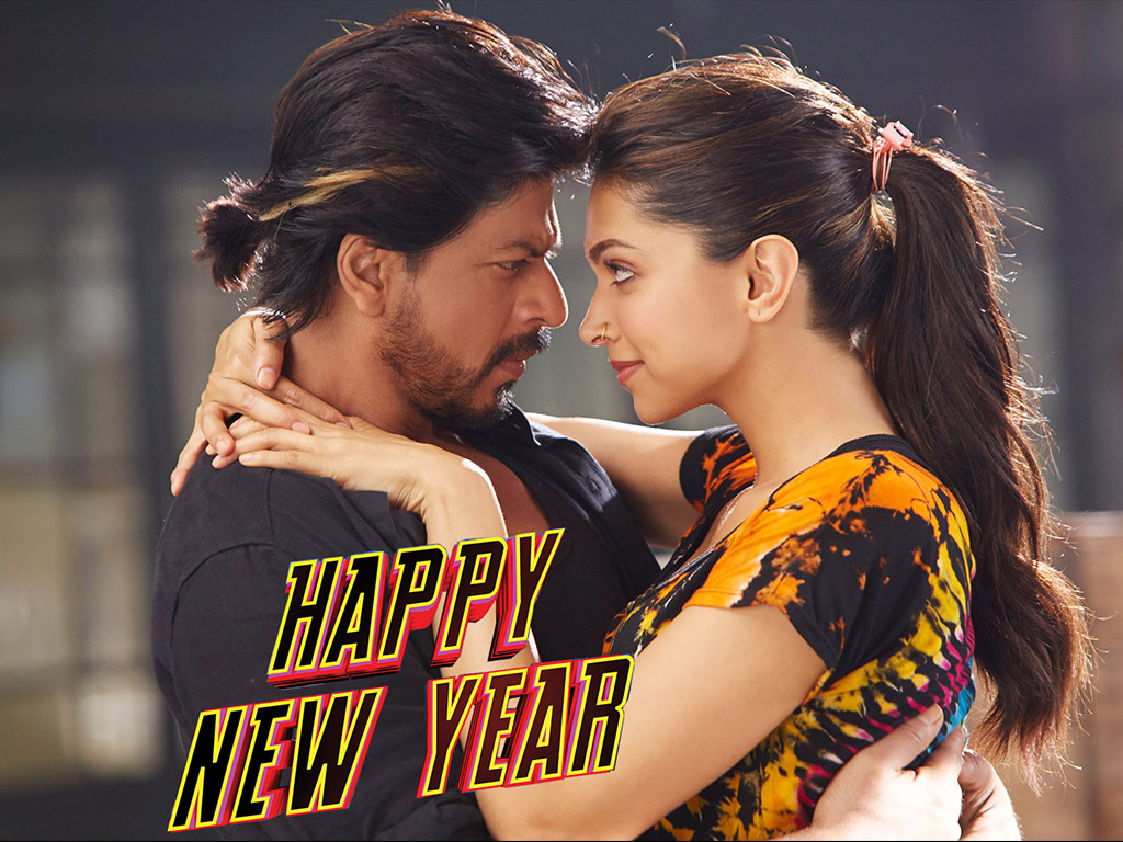 Happy New Year HQ Movie Wallpapers - 246.5KB