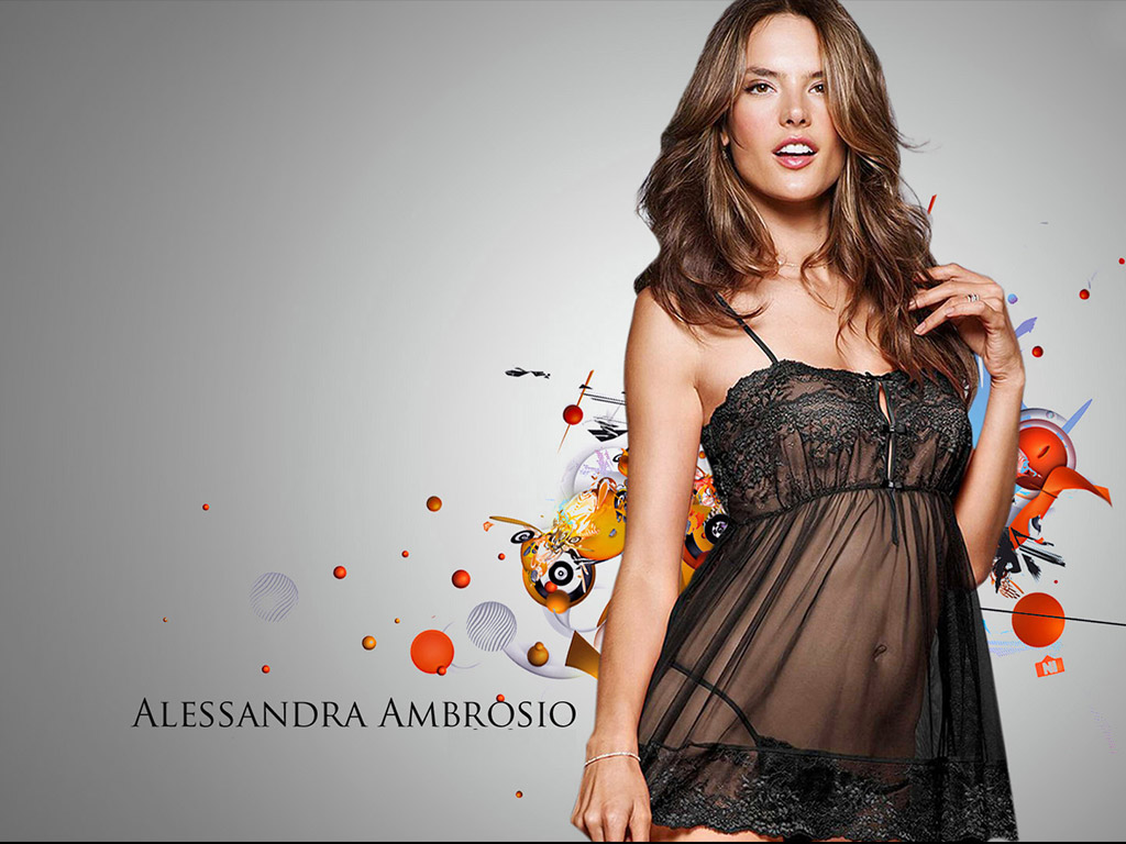 alessandra ambrosio wallpapers - photo #36