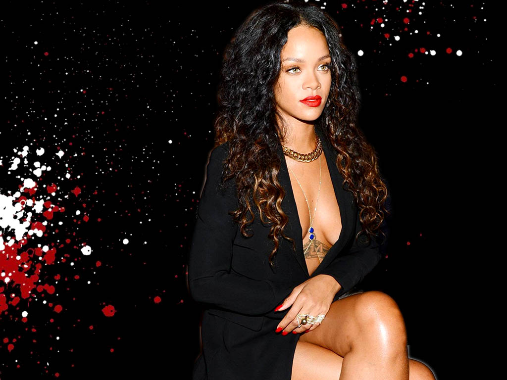 Rihanna HQ Wallpapers Rihanna Wallpapers 18996 Filmibeat