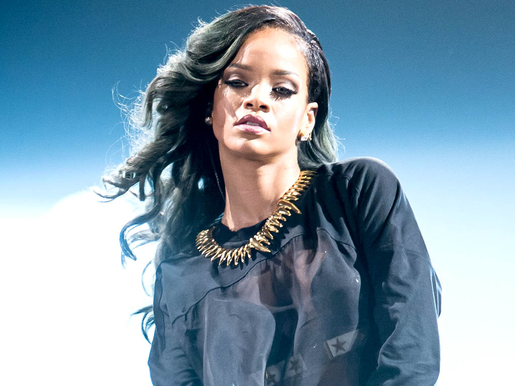 rihanna wallpaper hq wallpaper - photo #7