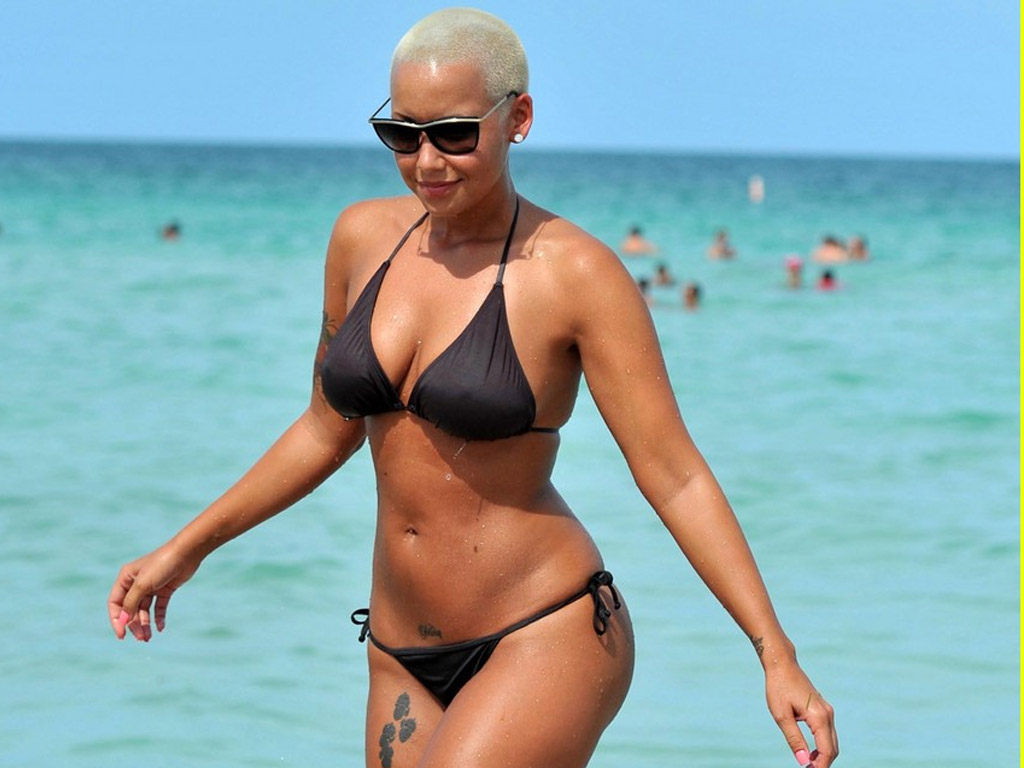amber rose home video