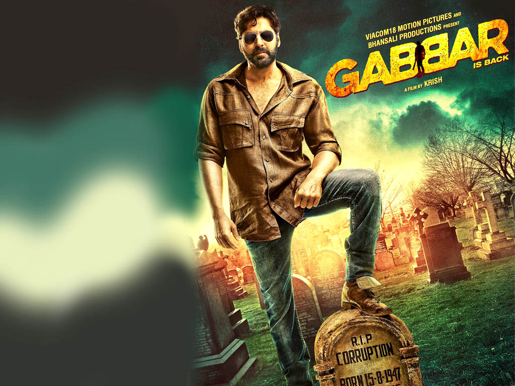 Gabbar Is Back Hq Movie Wallpapers Gabbar Is Back Hd Movie