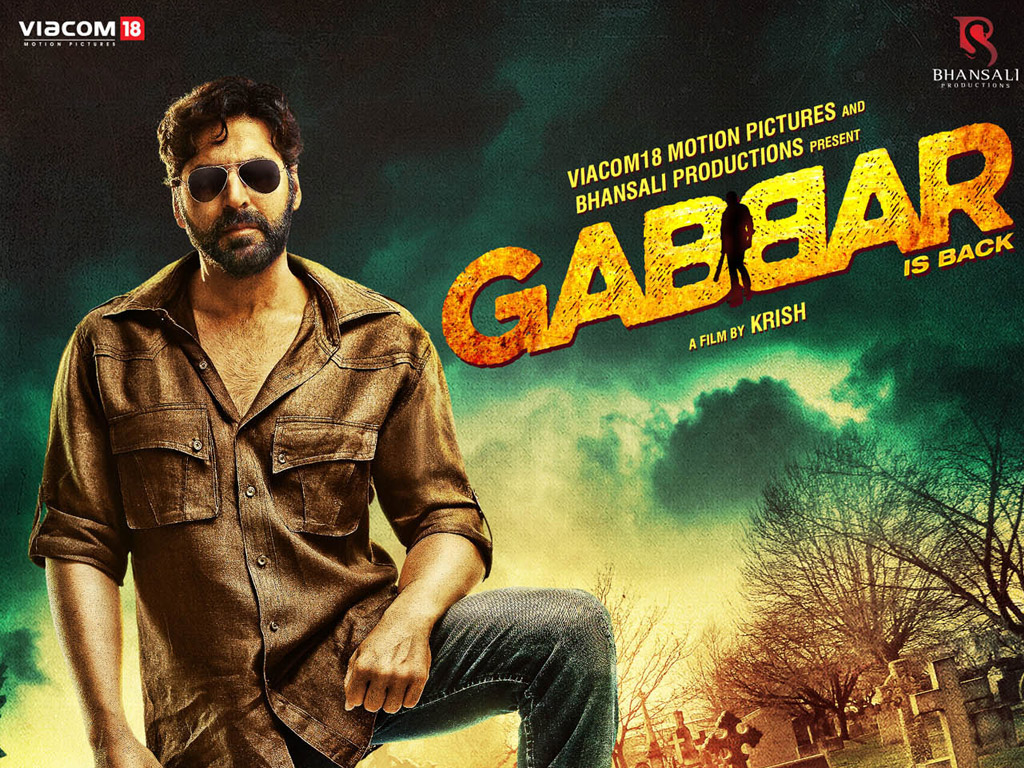 new movie gabbar - photo #1
