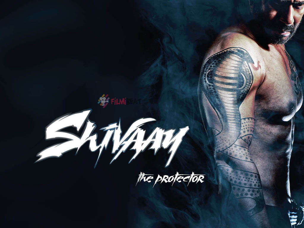 Download Shivaay (2016) Bollywood  Movie Poster in HD