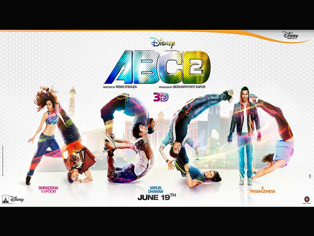 Abcd 1 movie songs