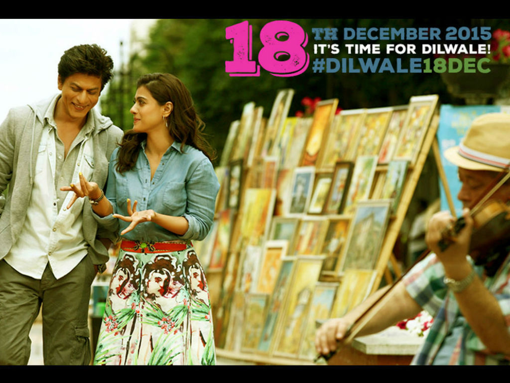 #Dilwale #shahrukhkhan Movie Mp3 Songs Download #Bollywood #SRK http://