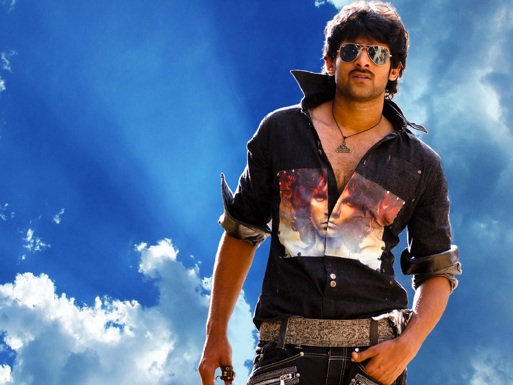 Stylish Prabhas Hq Wallpaper In Rebel: Prabhas Wallpapers - 21862