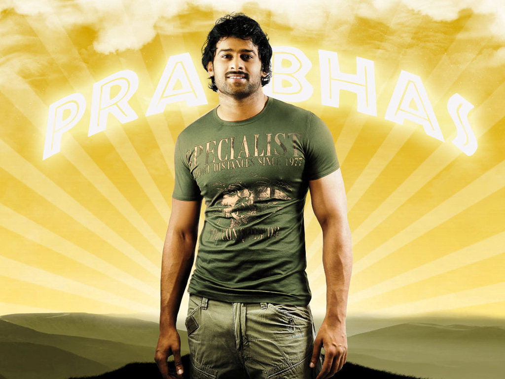 Stylish Prabhas Hq Wallpaper In Rebel: Prabhas Wallpapers - 21863