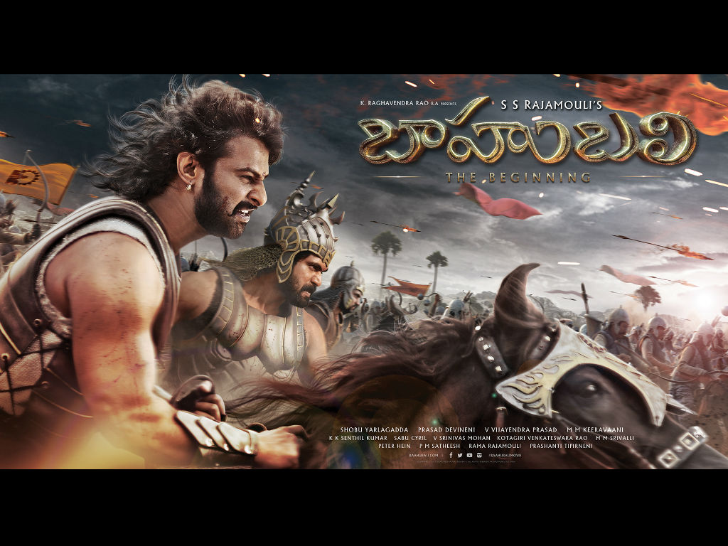Bahubali The Hero 2 2017 Hindi Dubbed Full Movie