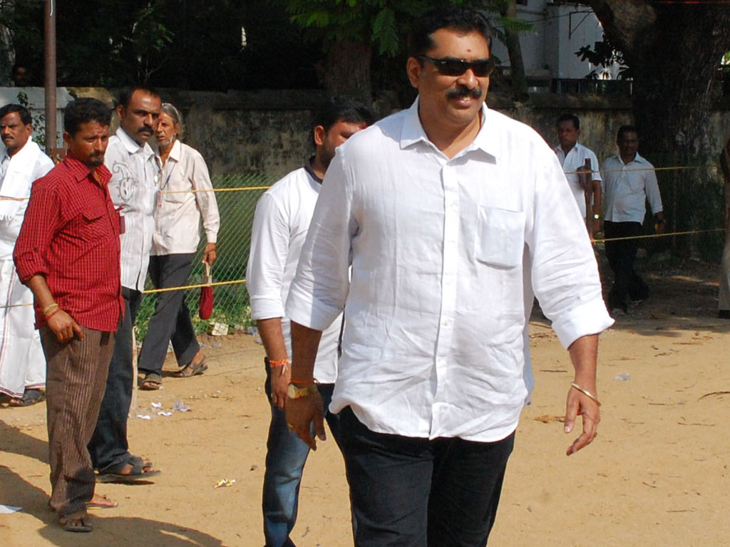 Nadigar Sangam Election