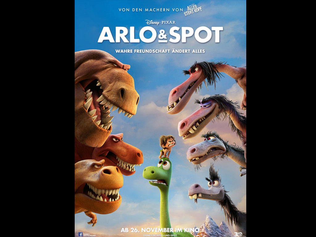 Arrrrrrrrr at Arlo GoodDino wallpapers The Good Dinosaur