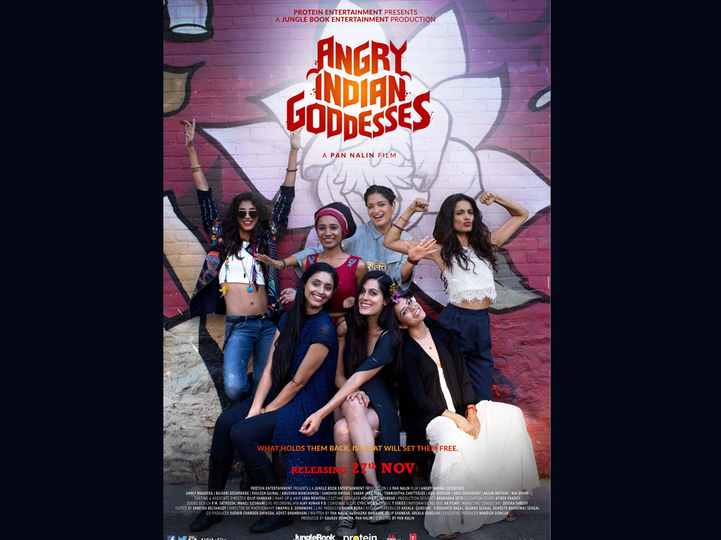 angry indian goddesses hq movie wallpapers | angry indian goddesses