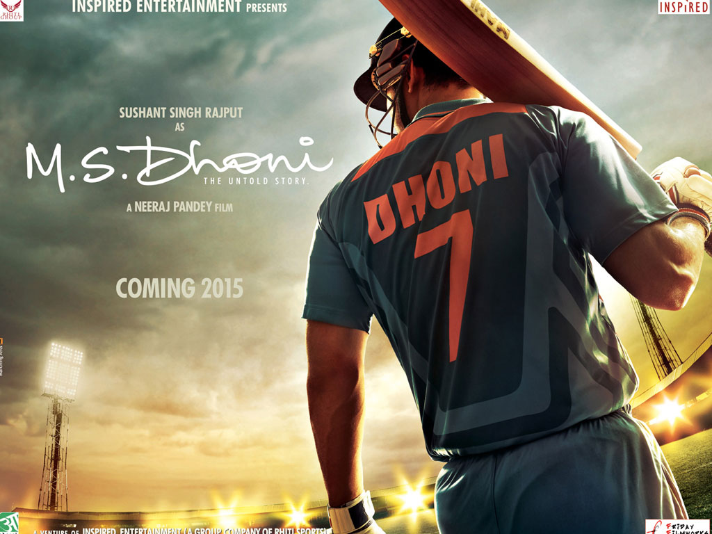 m s dhoni the untold story hq movie wallpapers m s