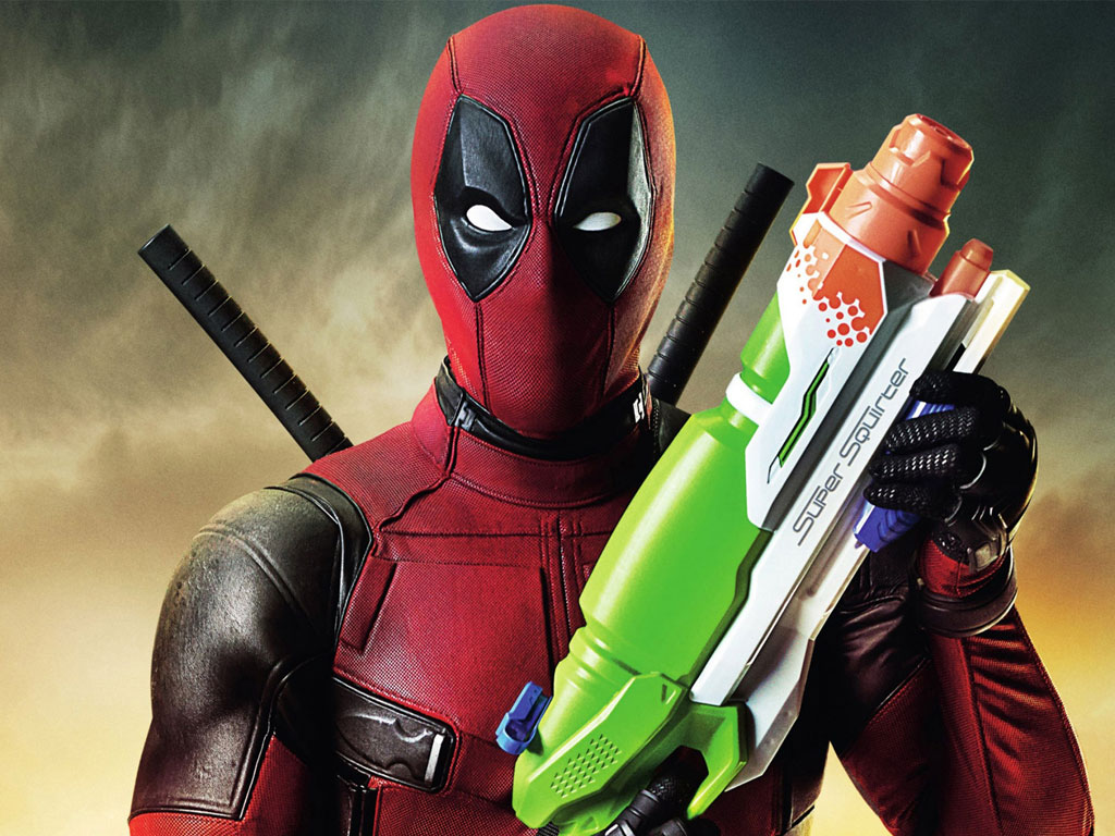 Deadpool HQ Movie Wallpapers