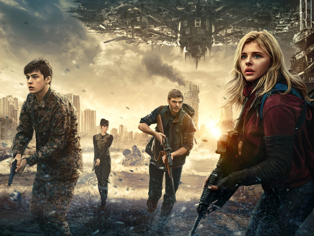 The 5th Wave movie Wallpaper -28921