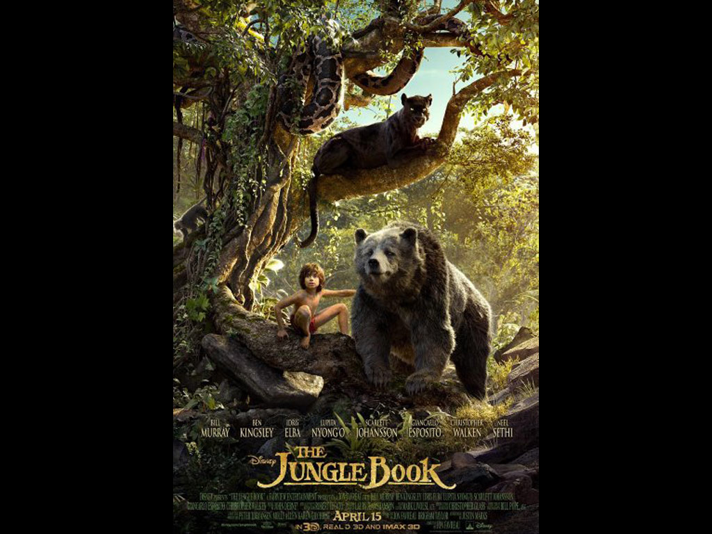 the jungle book 2016 movie wallpapers 22 wallpapers � hd
