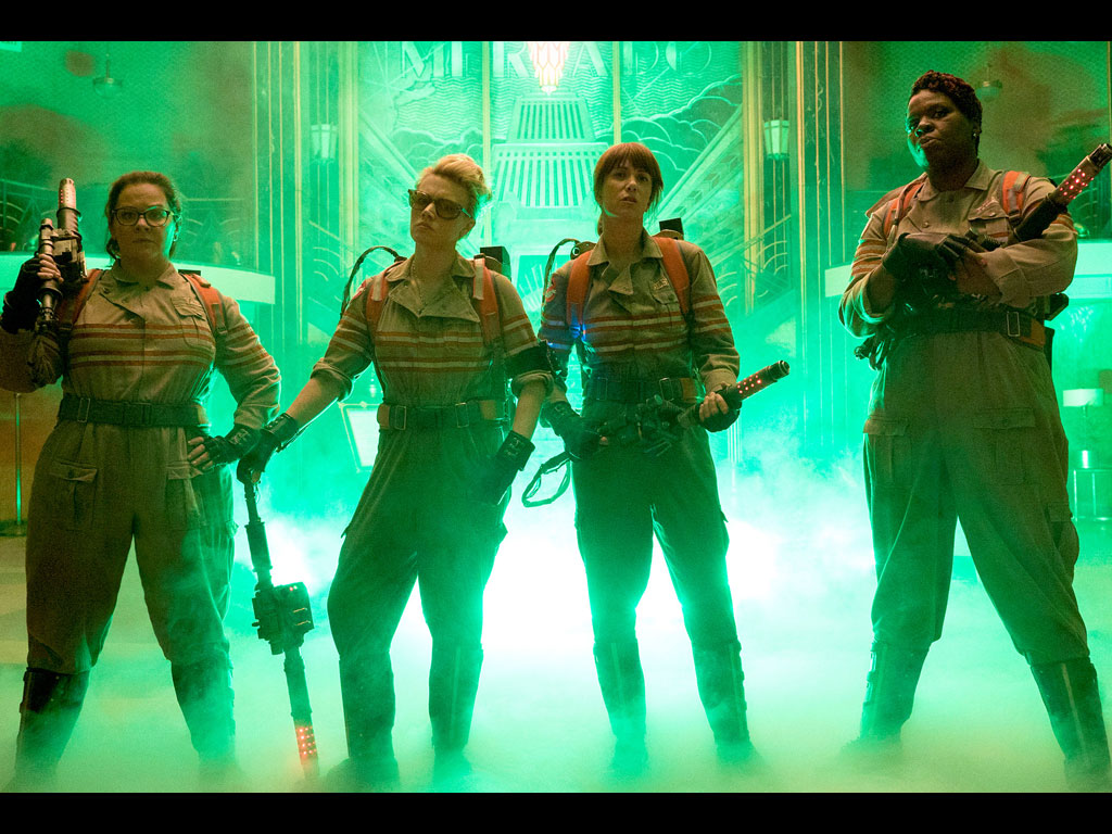 Ghostbusters (2016) HQ Movie Wallpapers | Ghostbusters (2016) HD Movie ...