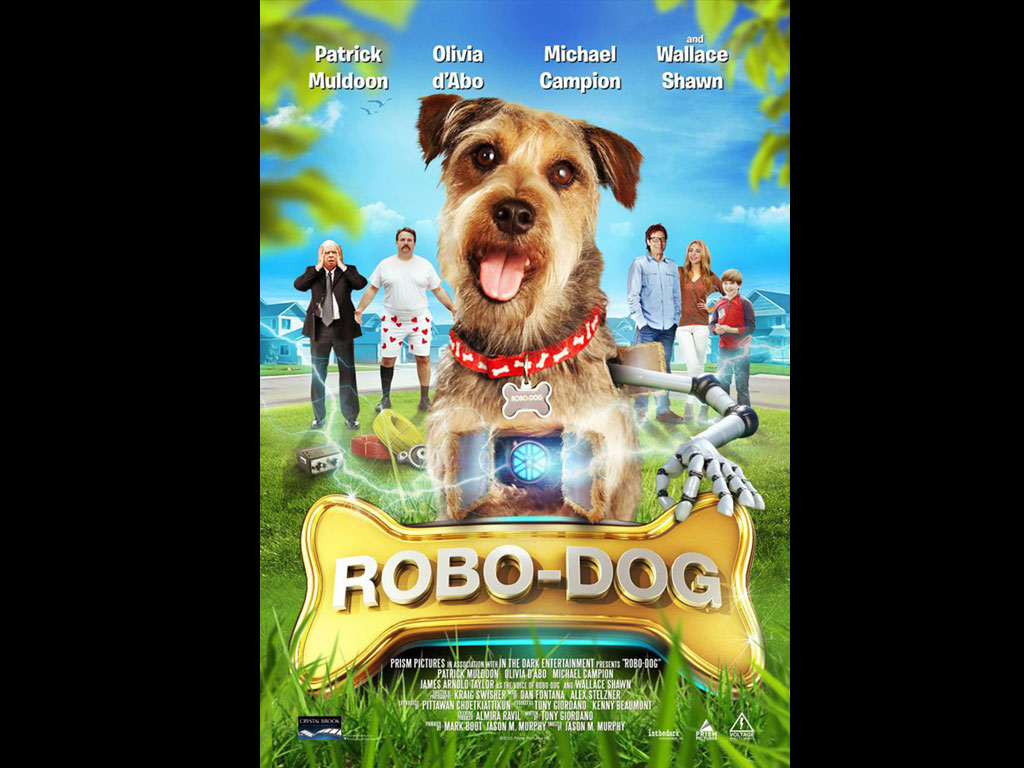 robo dog hq movie wallpapers robo dog hd movie