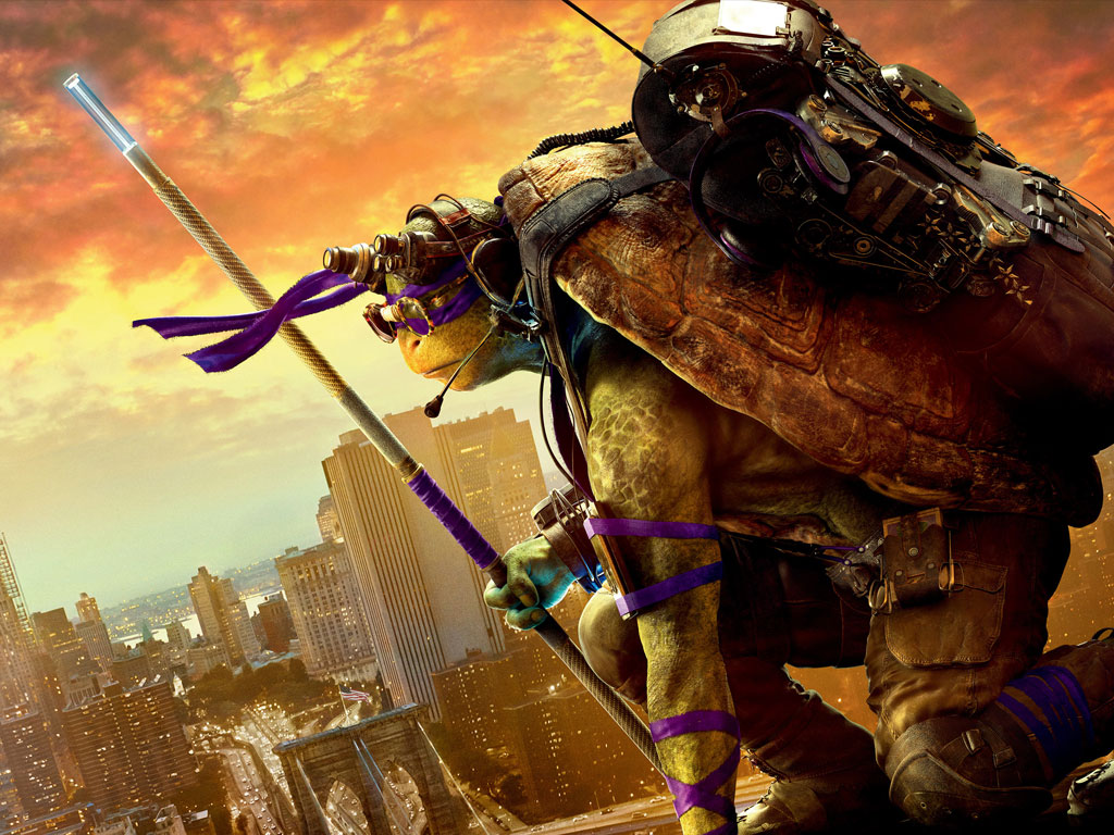 Teenage Mutant Ninja Turtles Film The Guardian