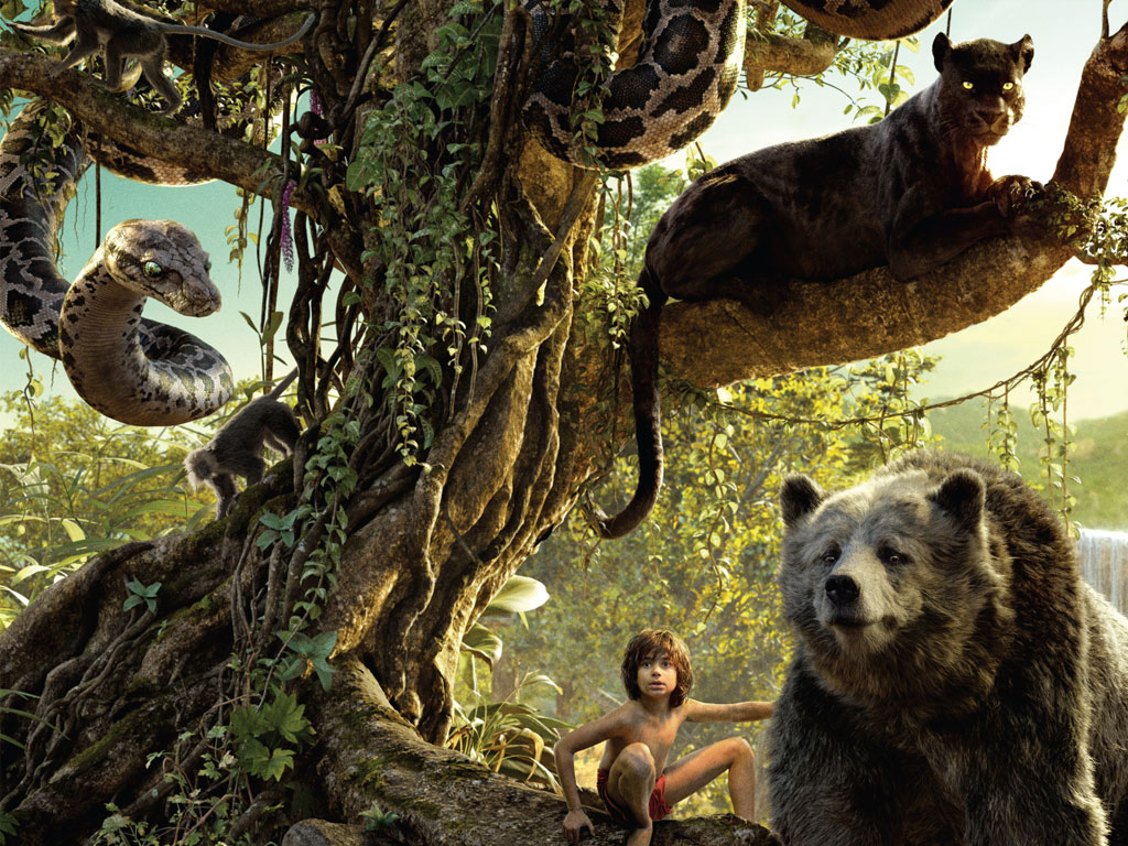 the jungle book hq movie wallpapers the jungle book hd