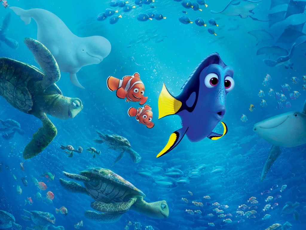 Finding Dory Stream Hd