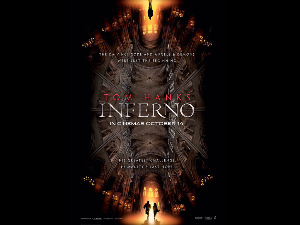 inferno hq movie wallpapers | inferno hd movie wallpapers - 32371