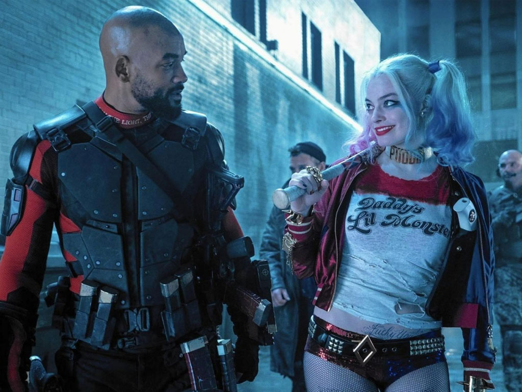 Recce Squad Hd Wallpapers: Suicide Squad HQ Movie Wallpapers