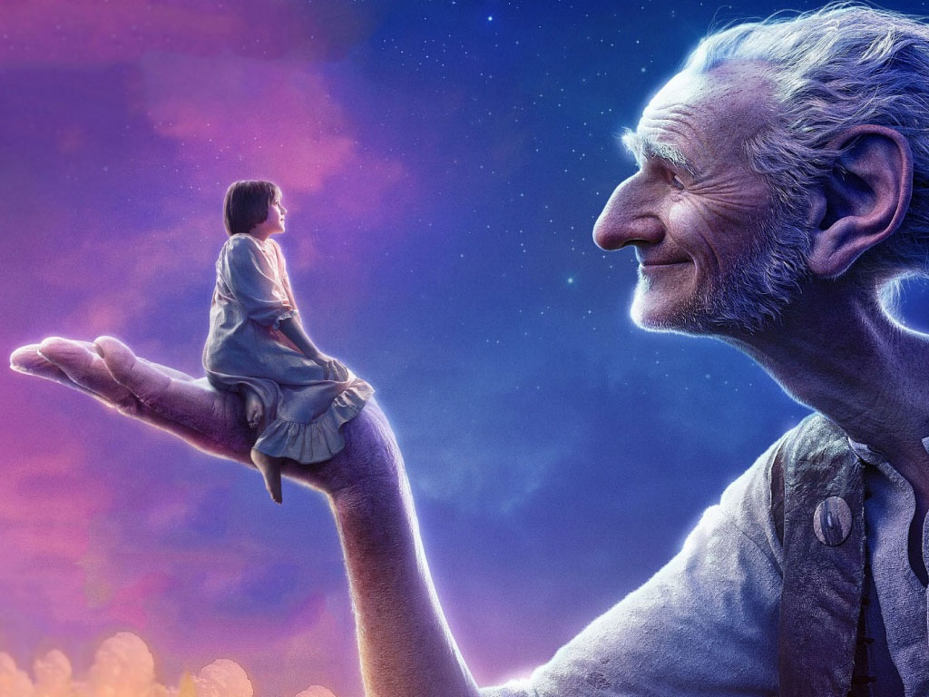 The BFG HQ Movie Wallpapers | The BFG HD Movie Wallpapers ...